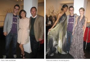 rubin, helen, michael and models