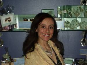 Valerie Beck - Founder of Chicago Chocolate Tours