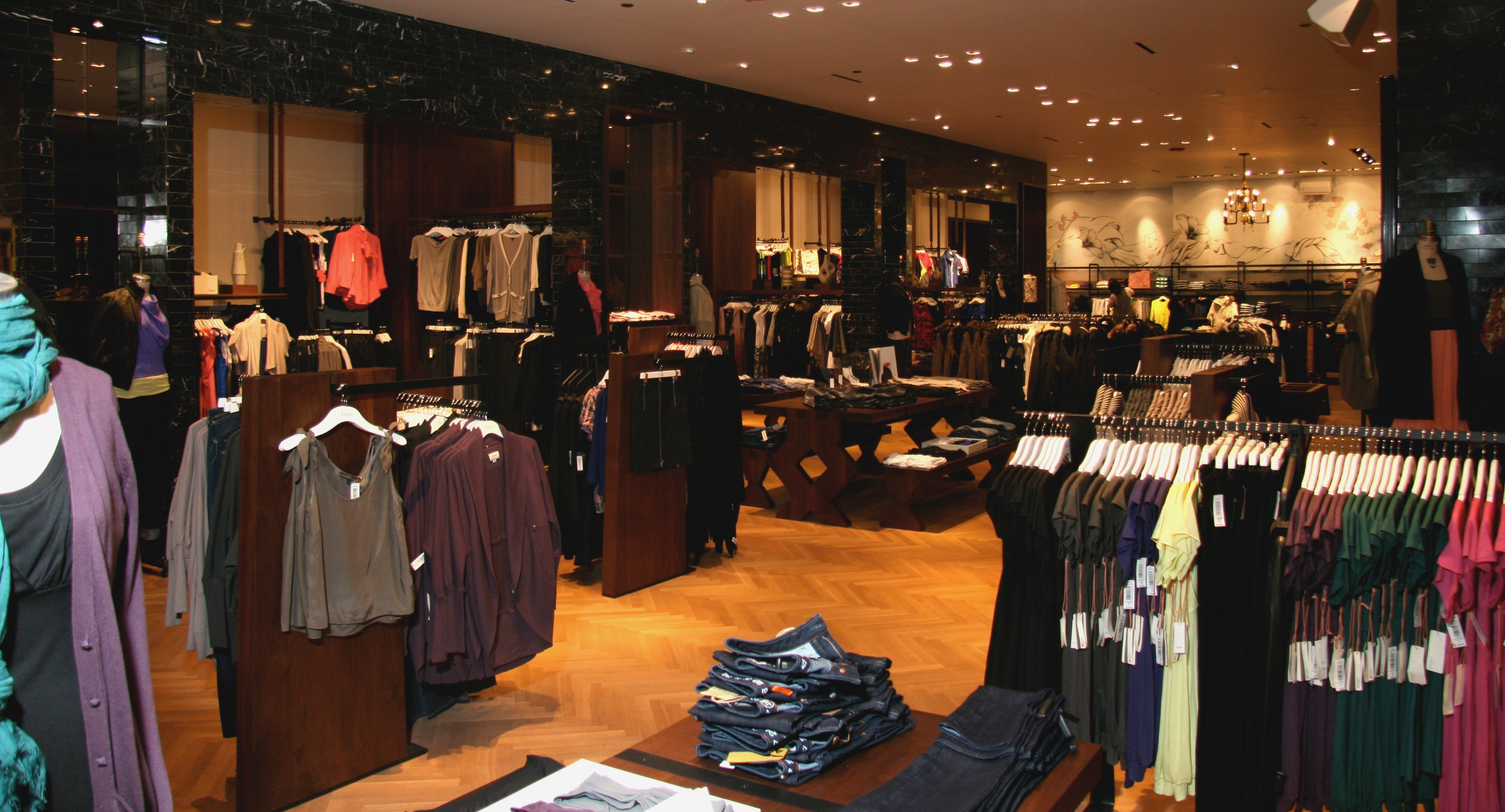 Nbc clothing store