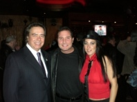 me and Topo Gigio Lombard owners Lillo and Gina