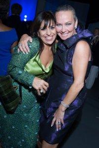 Maria Pinto and I
