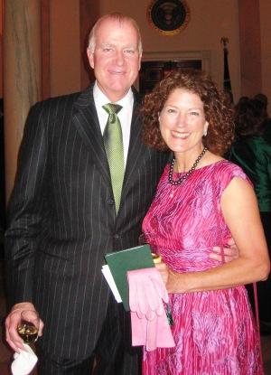 Karen and Bill Goodyear