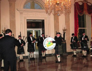 Shannon Rovers Pipe Band
