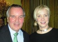 Mayor Daley and Katherine Gehl