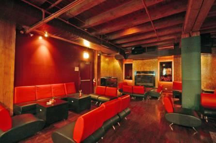Ai's Lounge Area