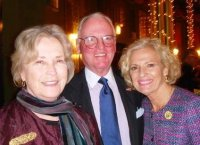 Grace Barry, Alderman Ed Burke and Judge Ann Burke