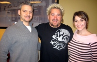 Guy Fieri Visits Chicago