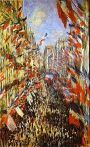 Monet - Bastille Day
