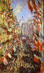 Monet - Bastille Day