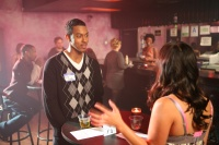 """Too Cool"" (Wesley Jonathan) meets ""Kiki"" (Camille Mana) in ""Speed-Dating"""