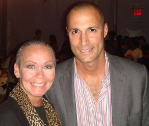 Nigel Barker from America's Next Top Model