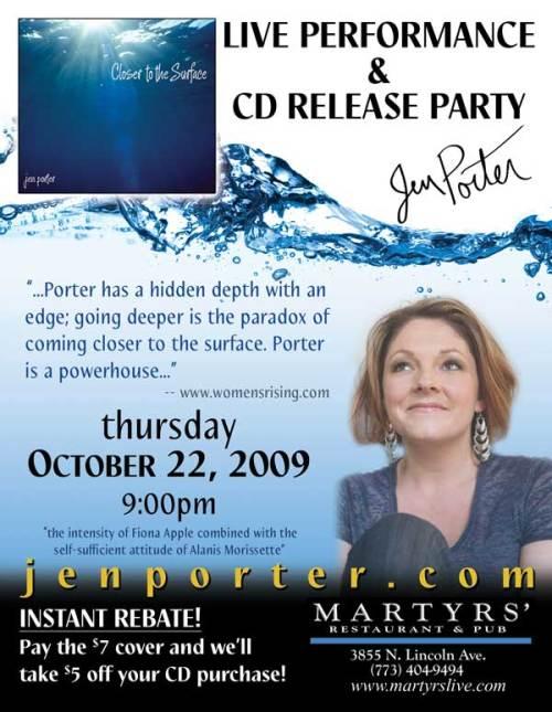 Jen Porter Party